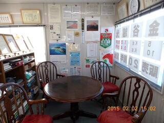 事務所の『内部写真』