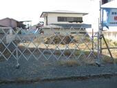 甲府市 西田町 (甲府駅) 住宅用地