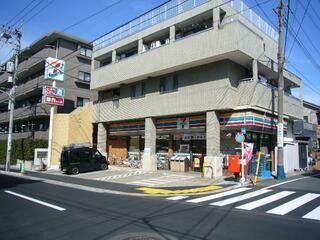 セブンイレブン板橋成増店