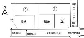 間取図(区画図)