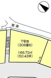 7号地 区画図