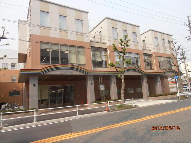 【コンビニ】サンクス名古屋上飯田店(154m)