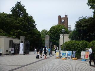 隣駅、駒場東大前駅