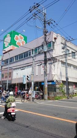【ショッピング施設】サンプラザ島泉店(631m)