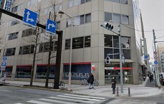 三菱UFJ銀行大伝馬町支店