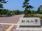 国立新潟大学<br />距離:964m