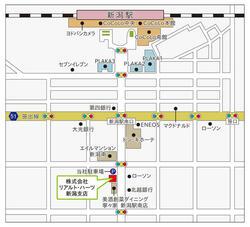 (株)リアルト・ハーツ 新潟支店