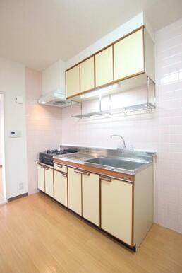 キッチン(ガスコンロは残置物になります)
