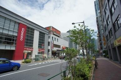 「西新宿五丁目」駅徒歩9分♪都営大江戸線で新宿、六本木方面のアクセスできます♪