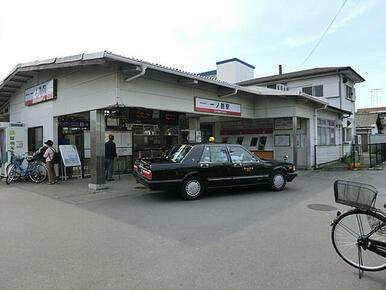 東武スカイツリーライン「一ノ割」駅