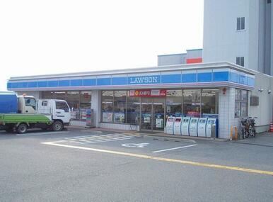 ローソン水口名坂店