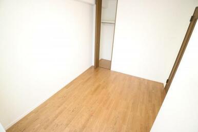 全居室収納付きでお部屋を広く使えます!