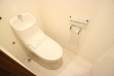トイレ新規交換済み!
