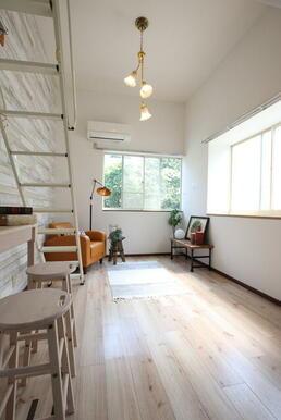 家具・家電はモデルルーム使用となります。