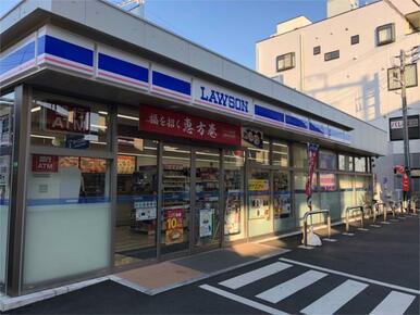 ローソン船橋本町四丁目店