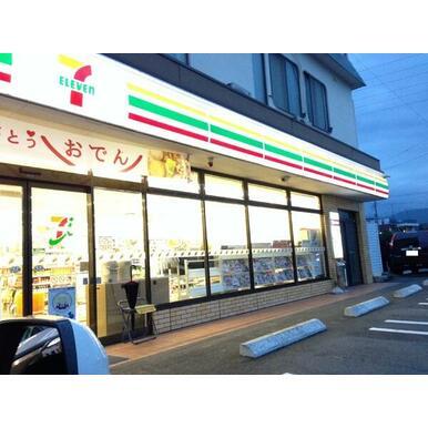 セブンイレブン富士宮淀師店