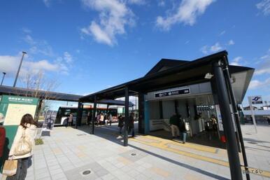 地下鉄東西線 薬師堂駅