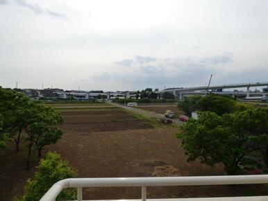 ★畑が広がっています★