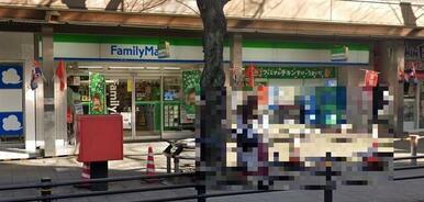 ファミリーマート藤が丘駅東店