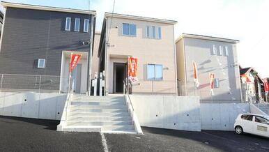 みよし市三好町の新築分譲住宅です!