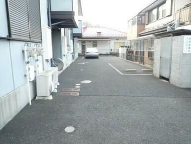 敷地内駐車場(空要確認)♪