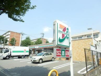 セブンイレブン横浜すすき野2丁目店
