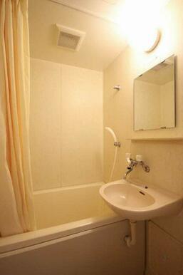 浴室+洗面器♪