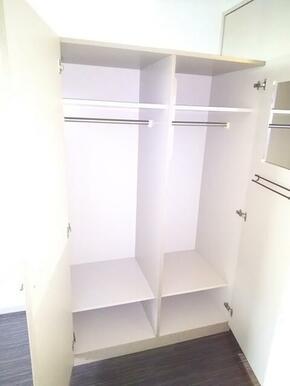 お荷物が多い方も安心・大き目の収納スペースが御座います★