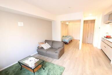 702号室モデルルーム画像