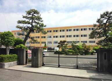 静岡市立清水第二中学校