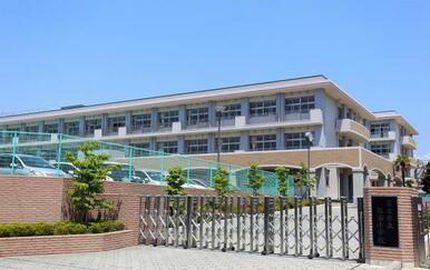 富士市立伝法小学校