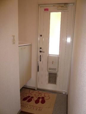 玄関スペース♪