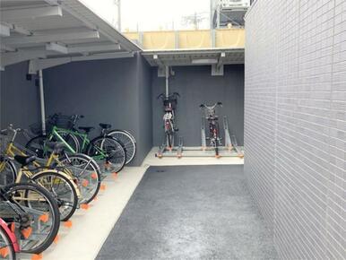 ●自転車置き場