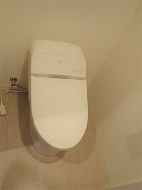 ●トイレ ウォシュレット機能付き