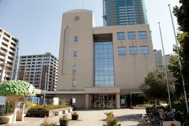 川崎市中原区役所
