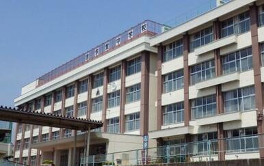仙台市立西多賀中学校