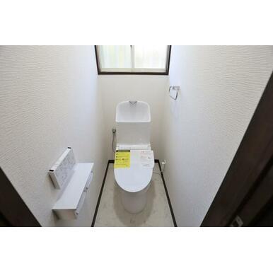 新品トイレ☆