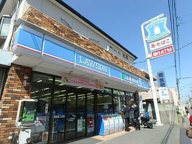 ローソン 鶴見市場店