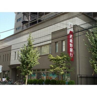 武蔵野銀行川口支店
