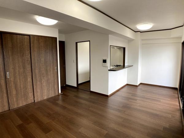 じゅうグランドマンション・シュリアン前原 703 7階 3LDKの写真