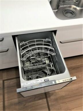 食洗機付で忙しい家事をサポート♪