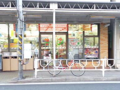 セブンイレブン横浜山元町店
