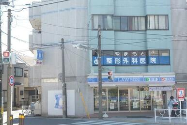 ローソン横浜山元町二丁目店