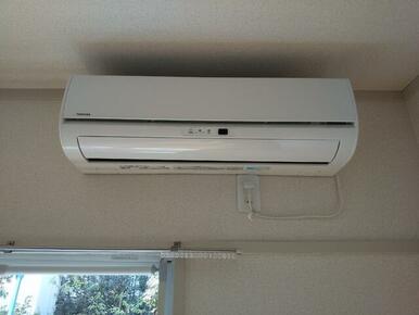 通年を通して快適・エアコン完備
