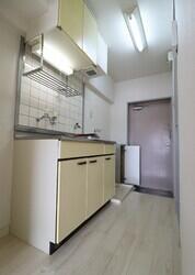 B402 キッチン