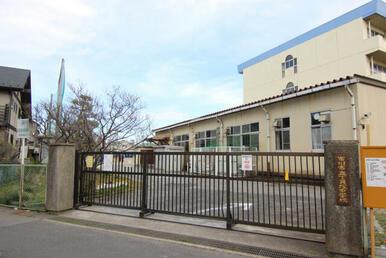 下貝塚中学校