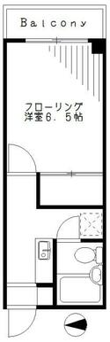 3階のお部屋!