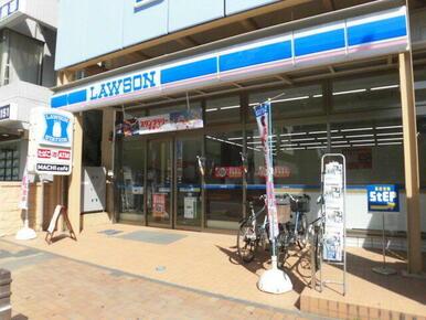 ローソン青葉市ケ尾駅南店