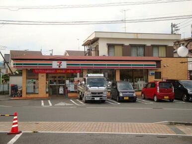 セブンイレブン秦野渋沢店
