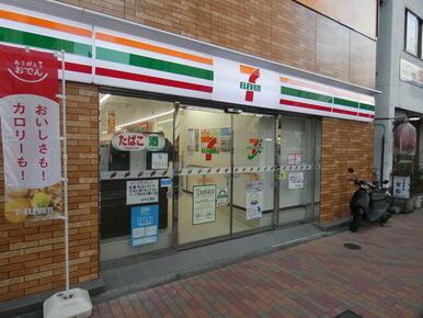 セブンイレブン清澄白河駅前店